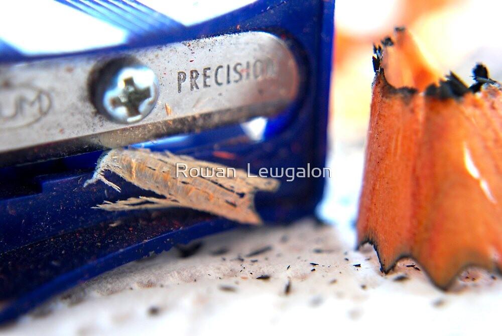 Precision by Rowan  Lewgalon