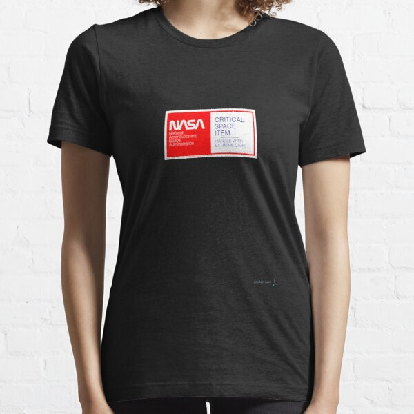 CRITICAL SPACE ITEM - HANDLE WITH EXTREME CARE Essential T-Shirt