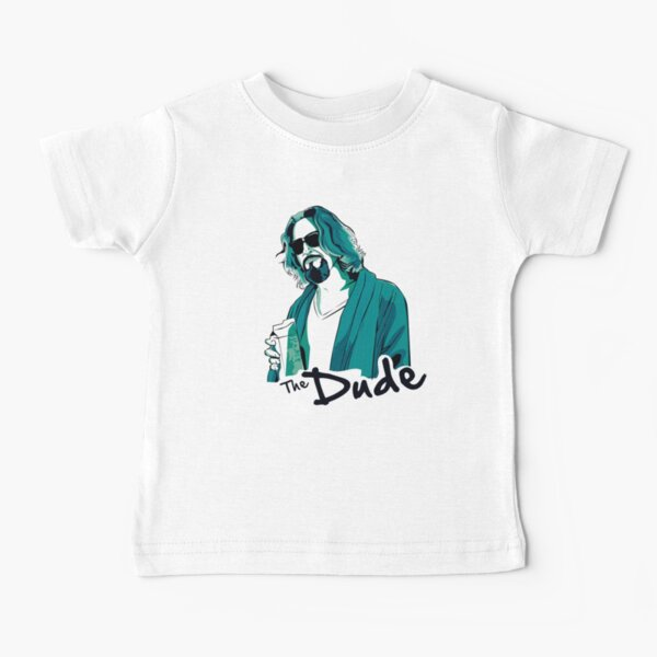 The Dude, The big Lebowski Baby T-Shirt