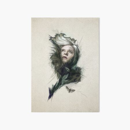 Aurora Aksnes Art Board Print