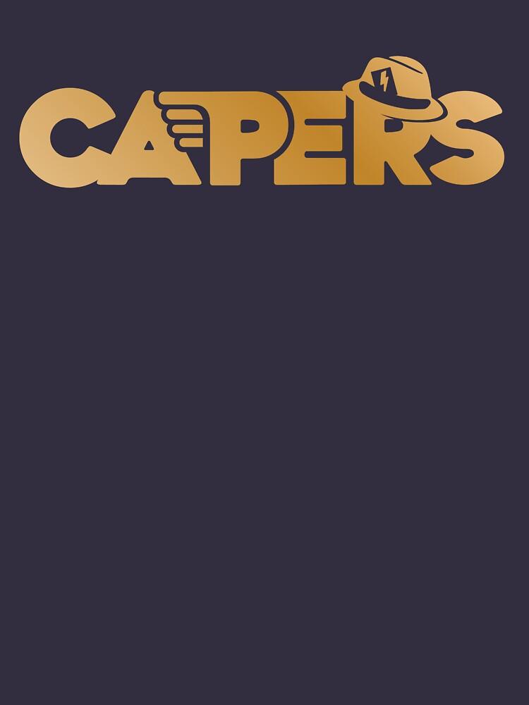 CAPERS by NerdBurgerCraig