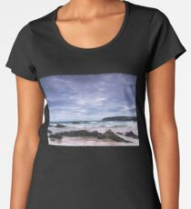 Lewis: On the Rocks Women's Premium T-Shirt