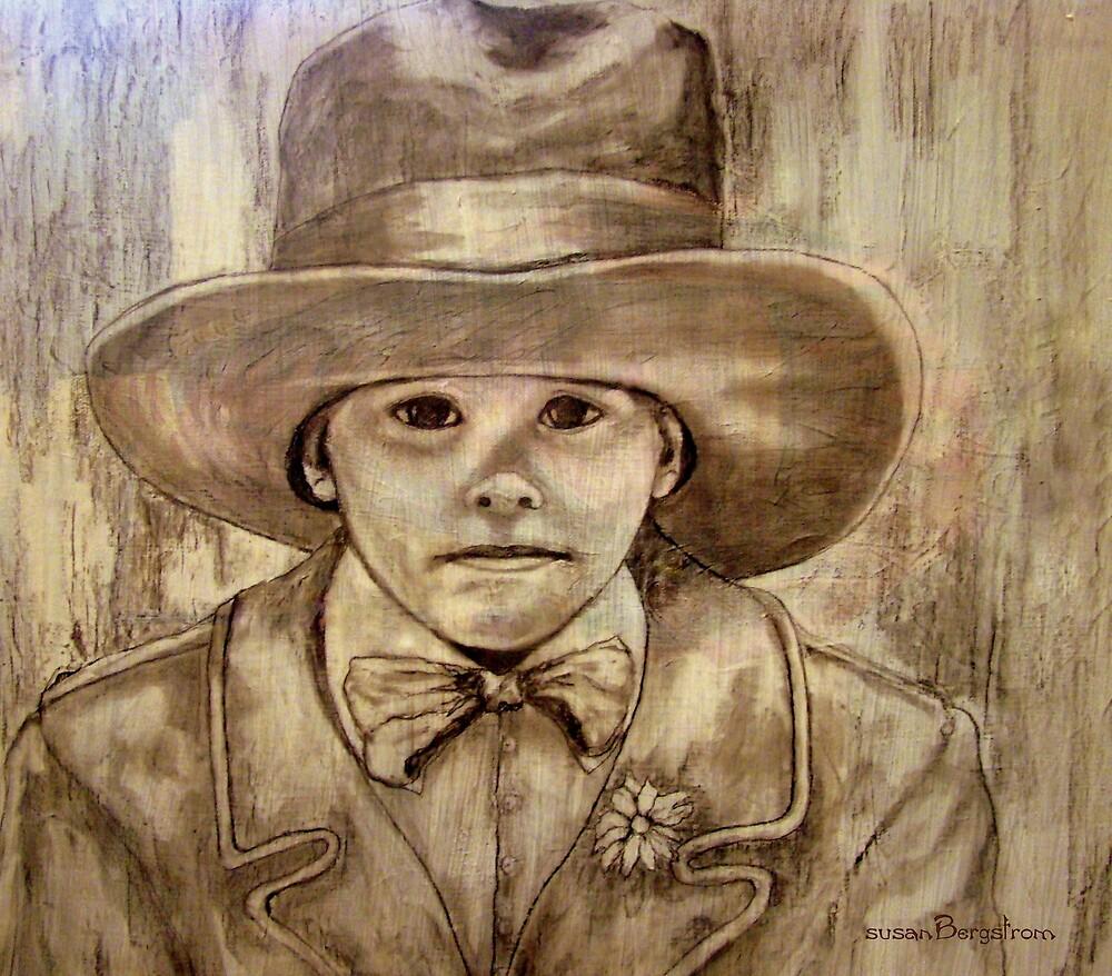 My Daddy's Hat by Susan McKenzie Bergstrom