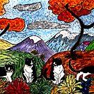 Tuxedo Valley by Monica Engeler