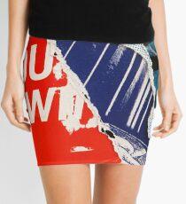 Pulp Fiction Mini Skirt