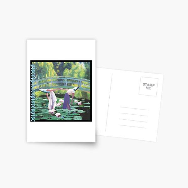 PISCES. Carte postale