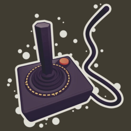 TShirtGifter presents: Atari Stick