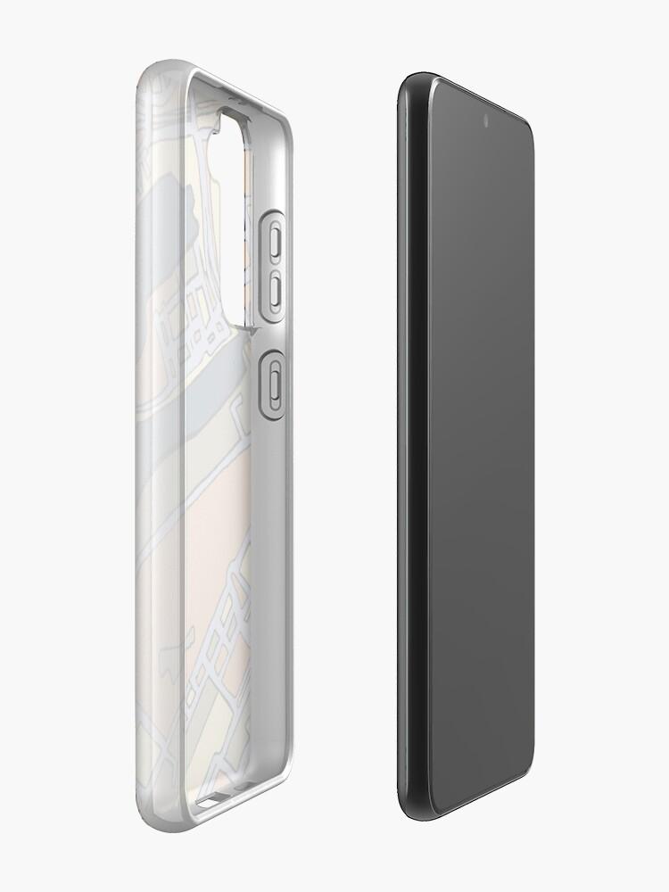 Alternate view of Alt-Treptow, Berlin Case & Skin for Samsung Galaxy