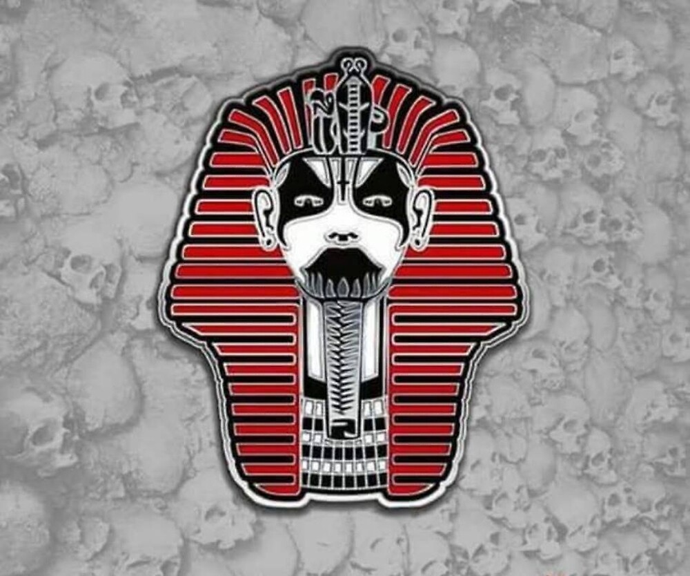 King Diamond - Curse of the pharaohs by Eftelingmarcel
