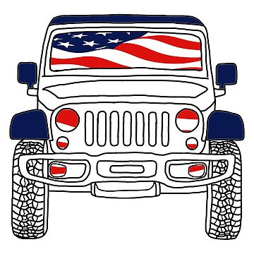 USA Jeep de abbyconnellyy