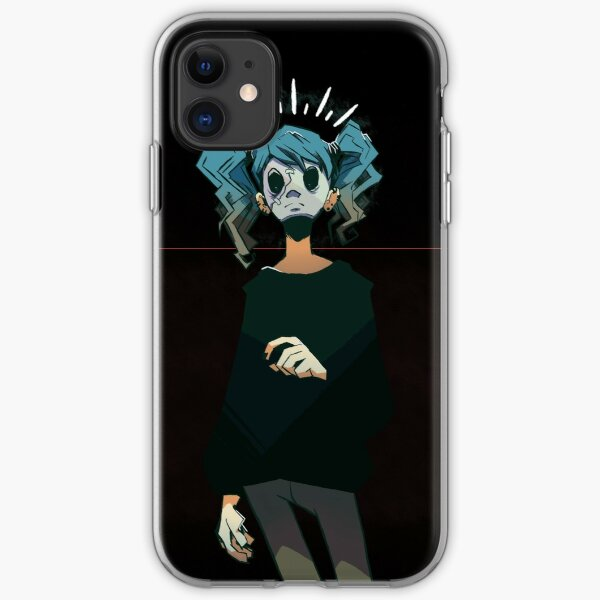 Sally Face - Blurry Face iPhone Soft Case