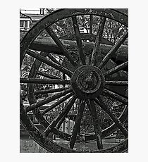cannon Photographic Print