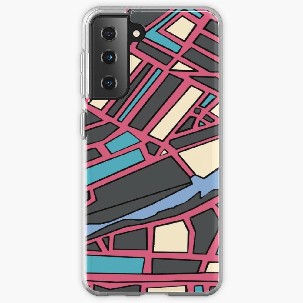 St. Henri, Montreal Case & Skin for Samsung Galaxy