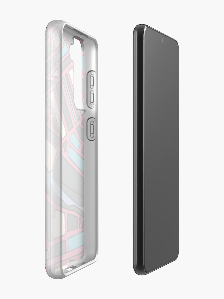 Alternate view of St. Henri, Montreal Case & Skin for Samsung Galaxy