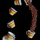 Magic Coffee Beans by Stephen Knowles