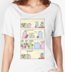 Möchten Sie etwas Fandom damit? Loose Fit T-Shirt