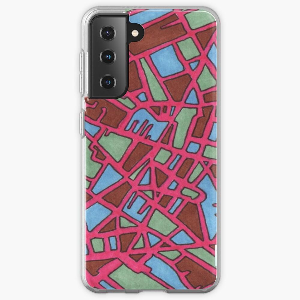 Chaillow, Paris Case & Skin for Samsung Galaxy