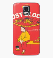 Just Block! Fighting Game Poster Design Case/Skin for Samsung Galaxy
