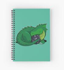 Cuaderno de espiral D20 Green Dragon