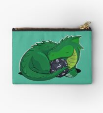 Bolso de mano D20 Green Dragon