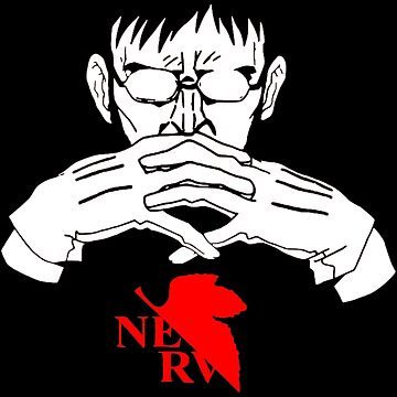 Gendo Ikari Evangelion by OtakuPapercraft