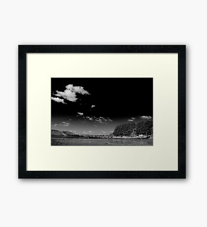 Knockleigh Framed Print