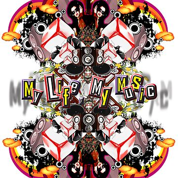 My Live, My Music by skinburn