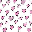 Love Hearts by Charley Zollinger