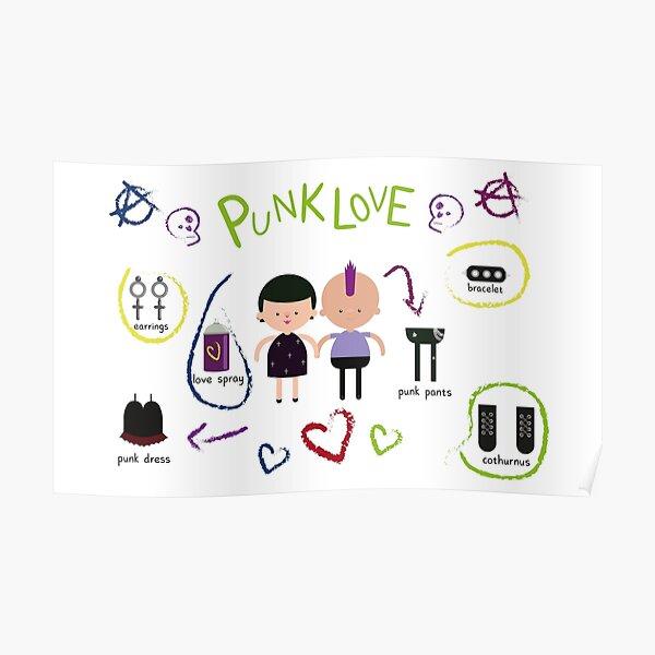 Punk Love Poster