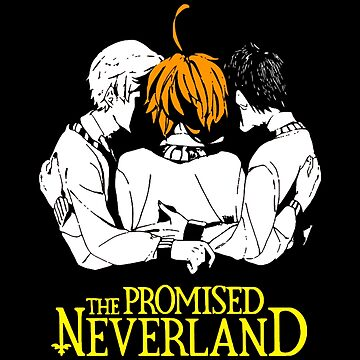 The Promised Neverland Emma Ray Norman by OtakuPapercraft