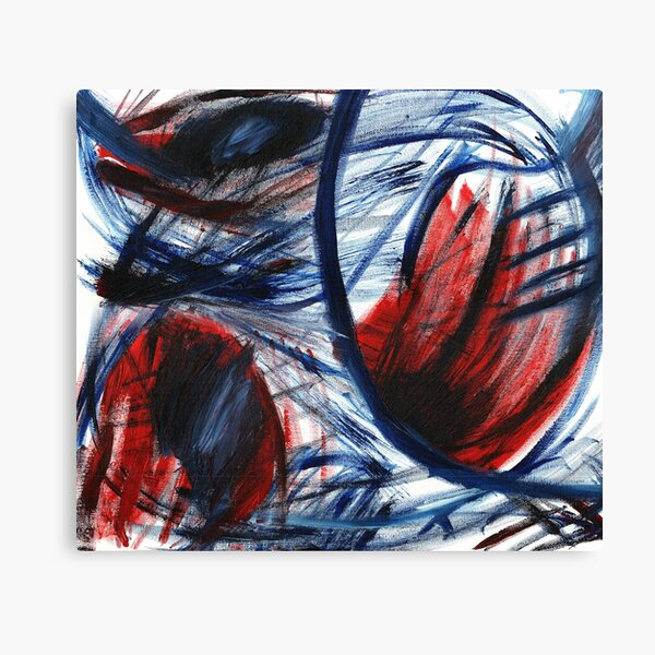 To Be in Love on a Monday Canvas Print