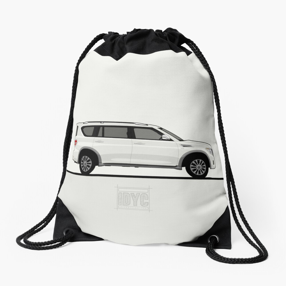 Visit idrewyourcar.com to find hundreds of car profiles! Drawstring Bag