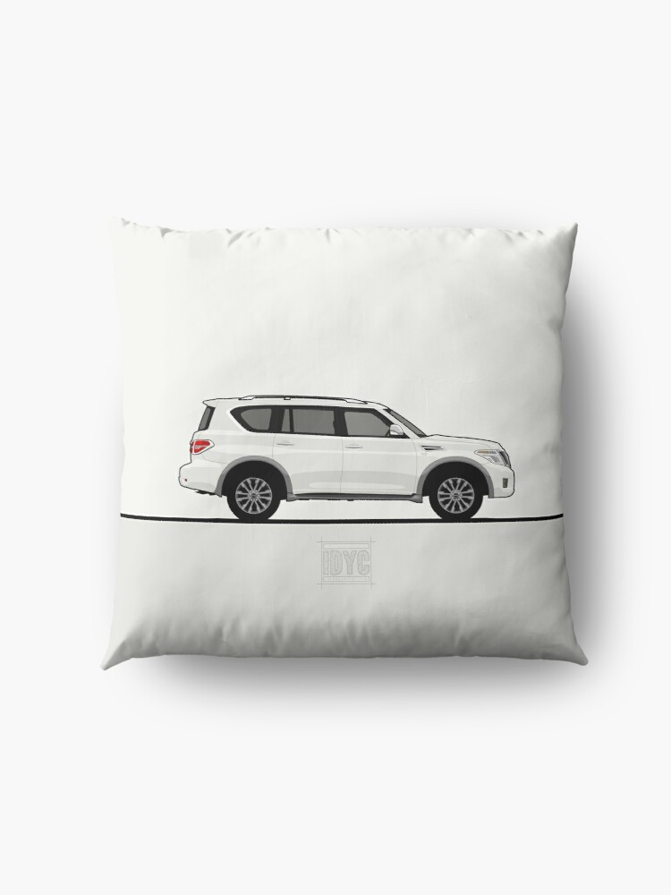 Alternate view of Visit idrewyourcar.com to find hundreds of car profiles! Floor Pillow