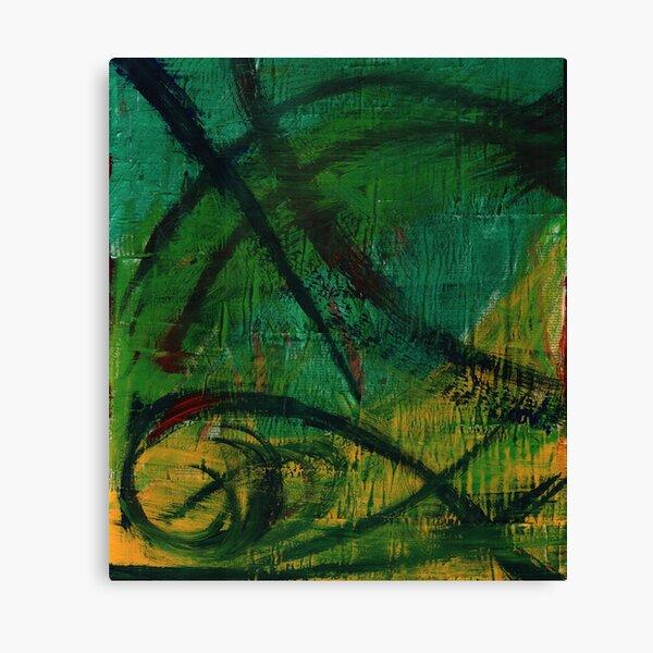 Vaulted Emptiness  Canvas Print