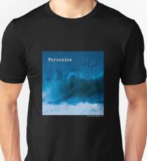 Forenzics - H3O Album Cover Unisex T-Shirt