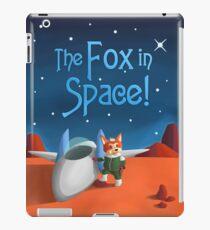 The Fox In Space! iPad Case/Skin