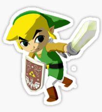 Link Windwaker Sticker
