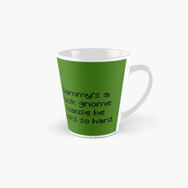 Sammy 8 Bit Tall Mug