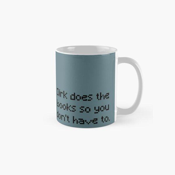 Dirk 8 Bit Classic Mug