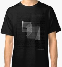 Forenzics - Static and Silence Big Black Classic T-Shirt