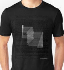 Forenzics - Static and Silence Big Black Unisex T-Shirt