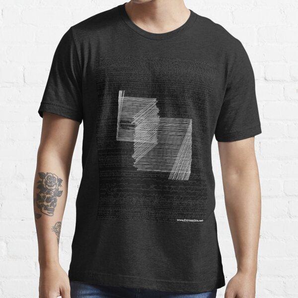 Forenzics - Static and Silence Big Black Essential T-Shirt