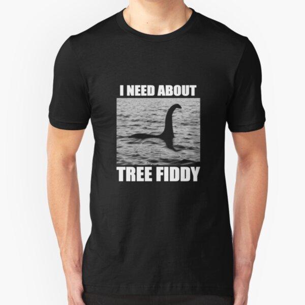 Tree Fiddy Slim Fit T-Shirt