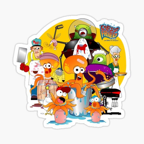 DFL! Gang Sticker