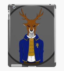 Evil corporate Deer  iPad Case/Skin