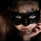 Bat Mask by Jennifer S.