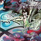 The Death of Innana by Davol White