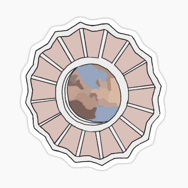 The Divine Feminine  Sticker