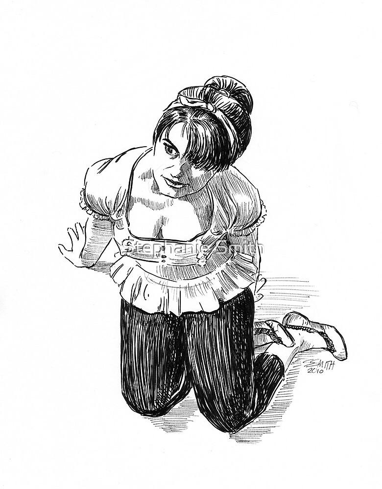 Christianna Posed by Stephanie Smith