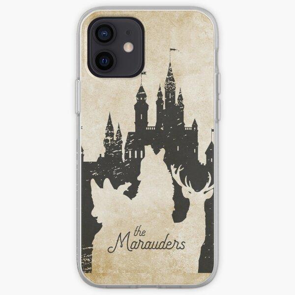 The Marauders Castle iPhone Soft Case